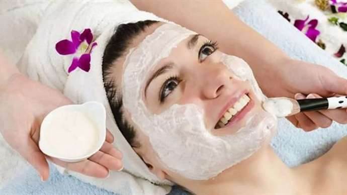 What do you recommend for protected skin?