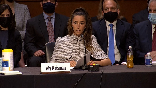 Who is your favorite person involved in the gymnast abuse scandal?