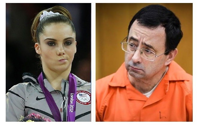 Sorry, Larry. McKayla is NOT impressed. VOTE BELOW!