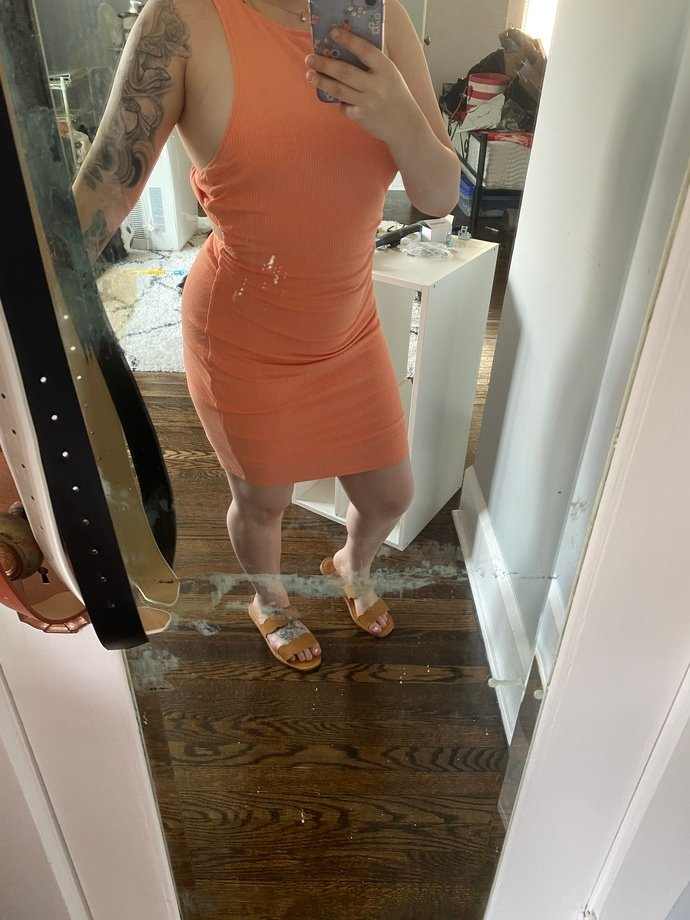 which dress is better for causal beach wedding? final decisions?