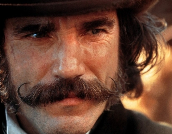 Yo should I combine this hairstyle with this moustache?
