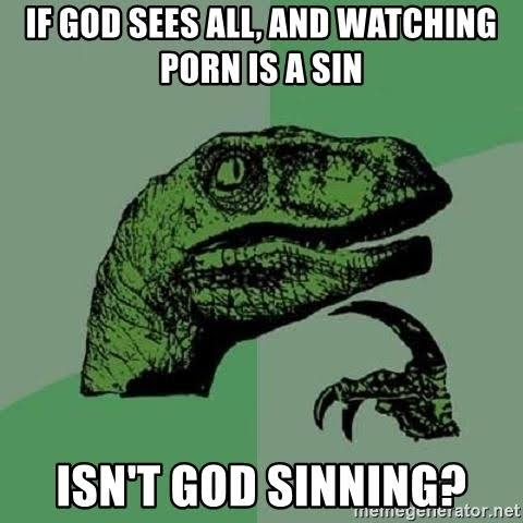 Is watching porn considered a sin in every religion?