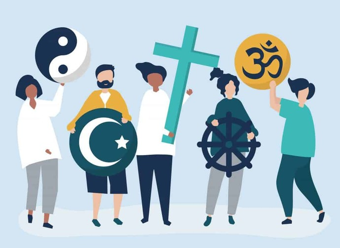 Do you believe in religion or spirituality?