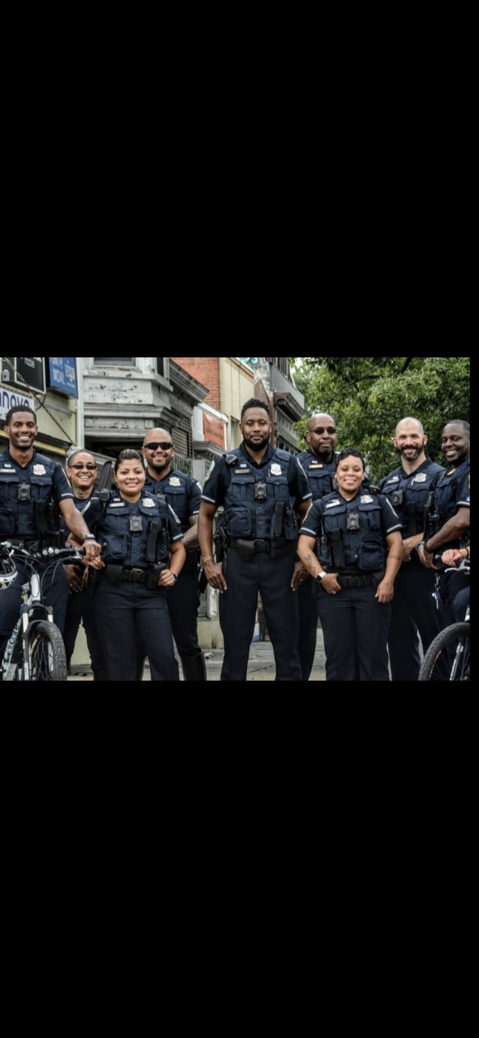 Why do you think good leadership within law enforcement would be beneficial?