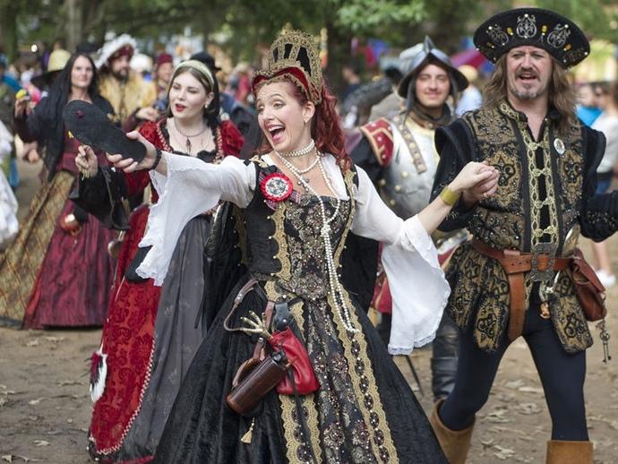Have you ever been to a Renaissance Festival/Faire? Describe your experience?