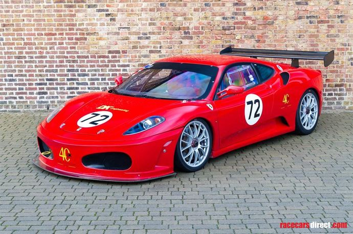 Which of these 7 high performance track Ferrari are your favorite?