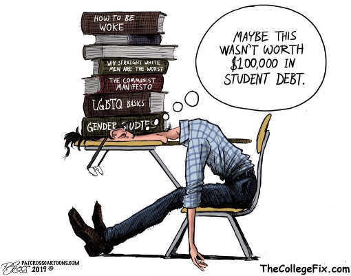 Conservatives and Republicans, what tips would you give a student who wanted to survive the leftist, liberal indoctrination dominant in College?
