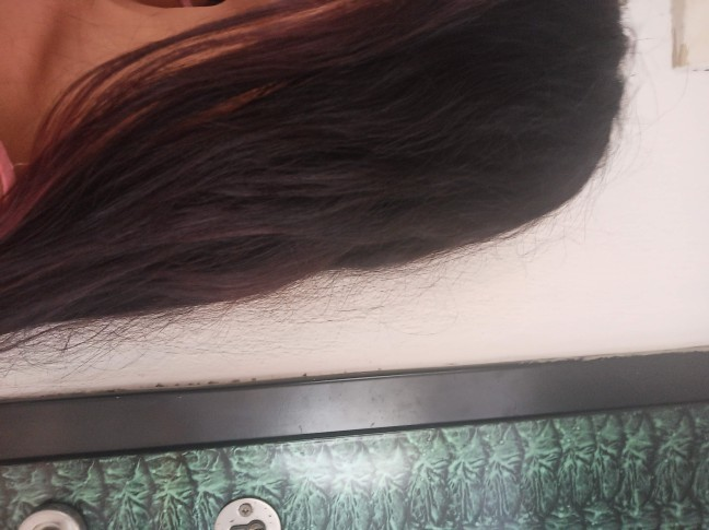 I am sick of my hair?