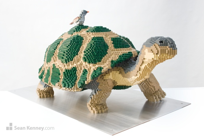Which of these LEGO Sculpture Mocs is your favorite?