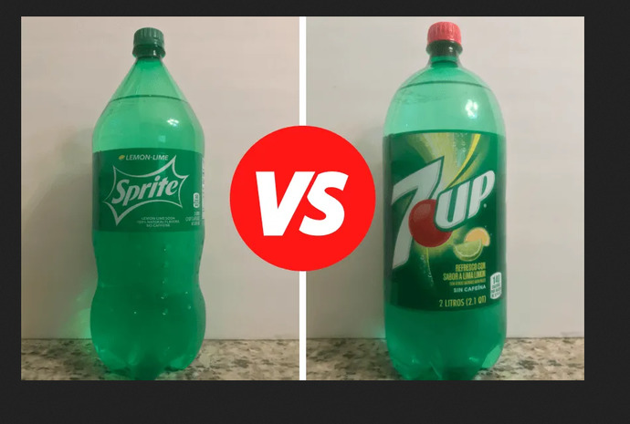 Sprite vs 7Up? which do you like more?