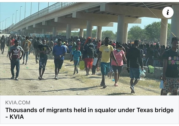 Should we reinforce Donald Trump's border policies?