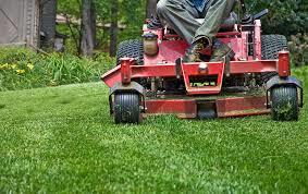 What do landscapers charge in your area to mow and trim your lawn , the going rate is $1 a minute here?