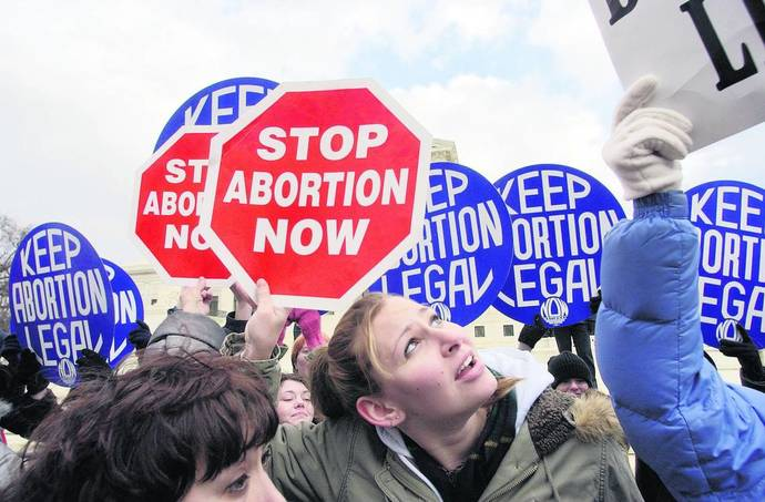Whats your position on the current abortion debates?