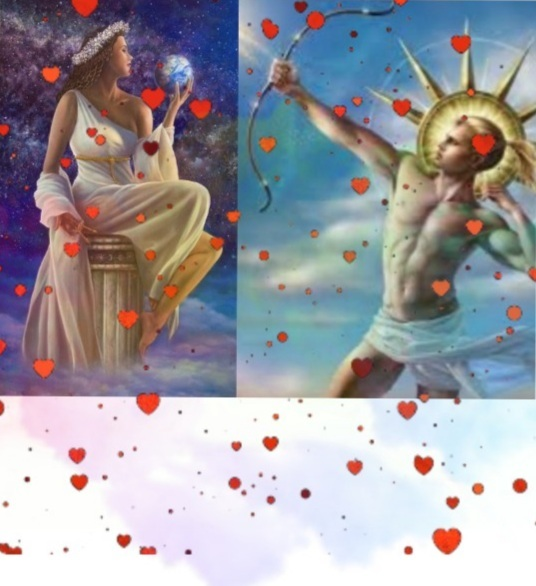 If Aphrodite & Cupid poured aphrodisiac fumes alternating the universe causing arousal & instant love for 48hrs who would you want to be paired with?