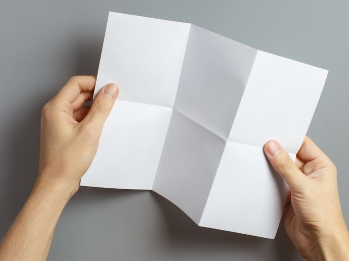 Can you fold the sheet of Paper more than 7 times?