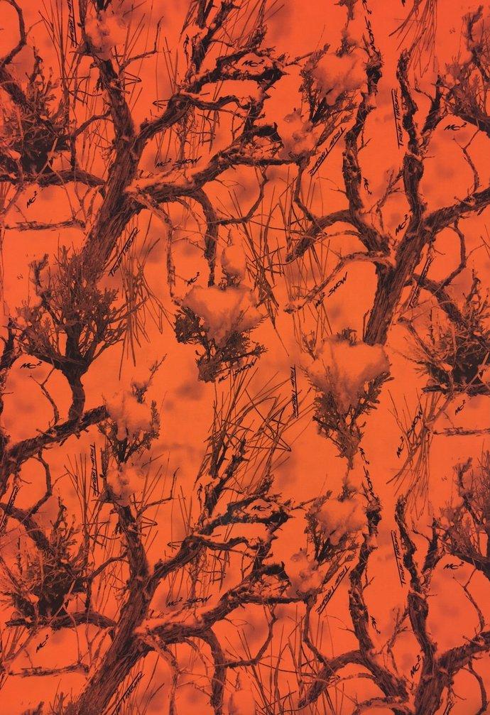 Blaze Orange theme