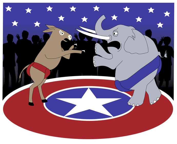 Do you really think the Republicans and the Democrates are that different?