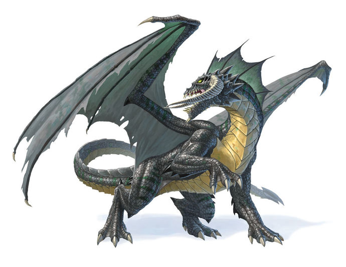 If you could be one of these D&D chromatic Dragons which would you be and why?