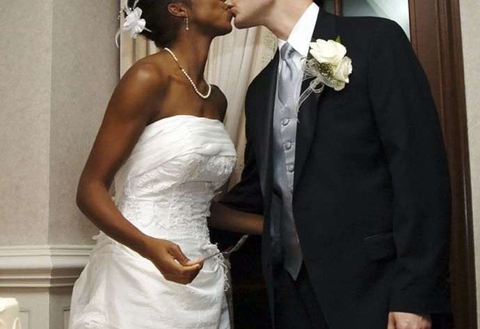 Black Girl And White Boy Dating?