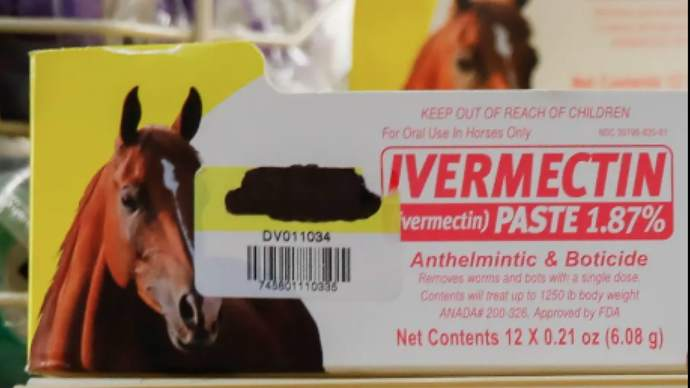 Does this commercial convince you Ivermectin is the cure for covid?