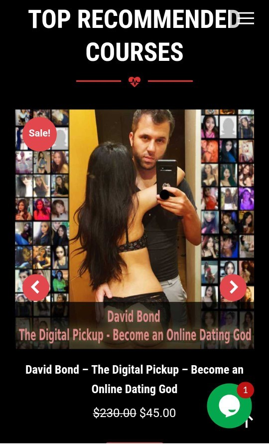 Are the courses on how to seduce women helpful or its just another scam?