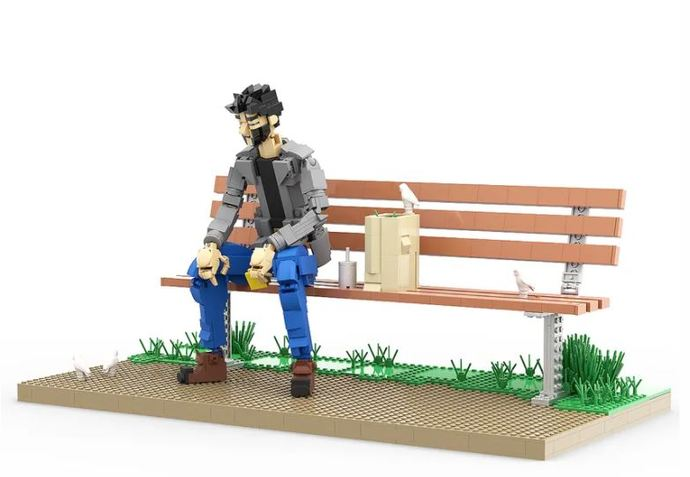 Which of these custom LEGO Recreations is your favorite?