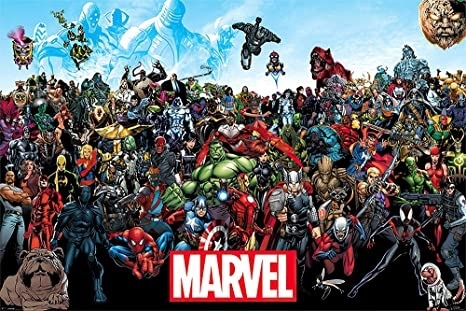 Who are your favorite Marvel characters?