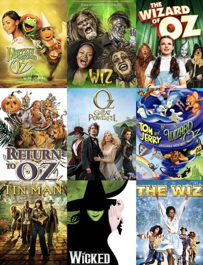 Which of these versions could you watch repeatedly?