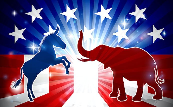 Americans: Have you abandoned or are seriously considering abandoning your political party you currently support?