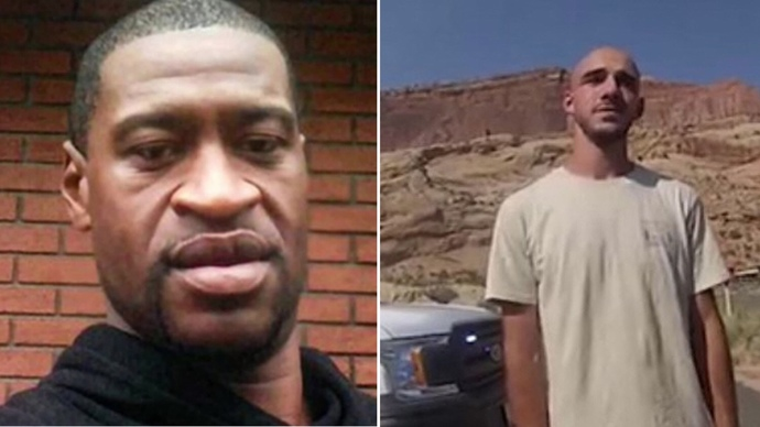 Do you think Brian laundrie and George Floyd inspire criminals now?