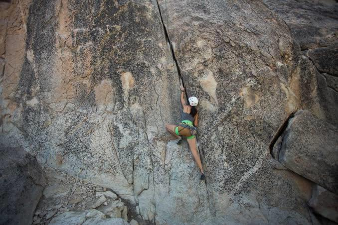 Did you find Rock Climbing as a sports event?