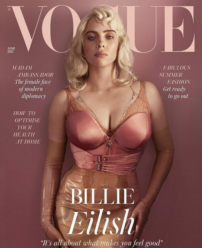 Do You Feel Billie Shouldnt Come Out Of Her Rebellious Teen Shell?