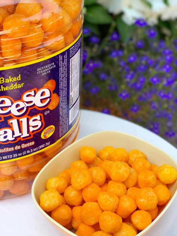 Favorite cheesy style snack?