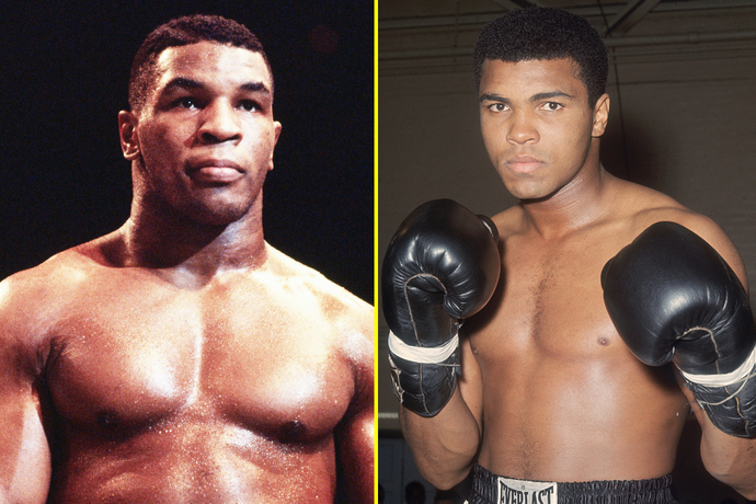 WHo would have won if Muhammad Ali Boxed Mike Tyson?