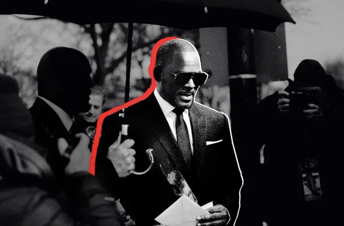 R Kelly…we got him on racketeering and not sex abuse?