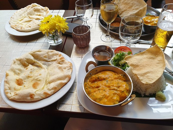 Which is your favorite ethnic cuisine?