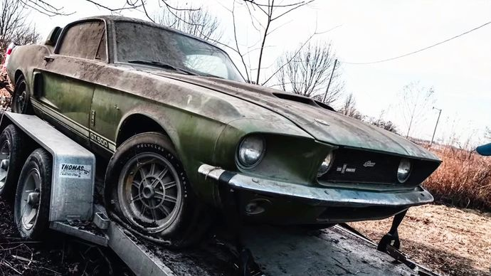 Which of these barn/buried car finds is your favorite?