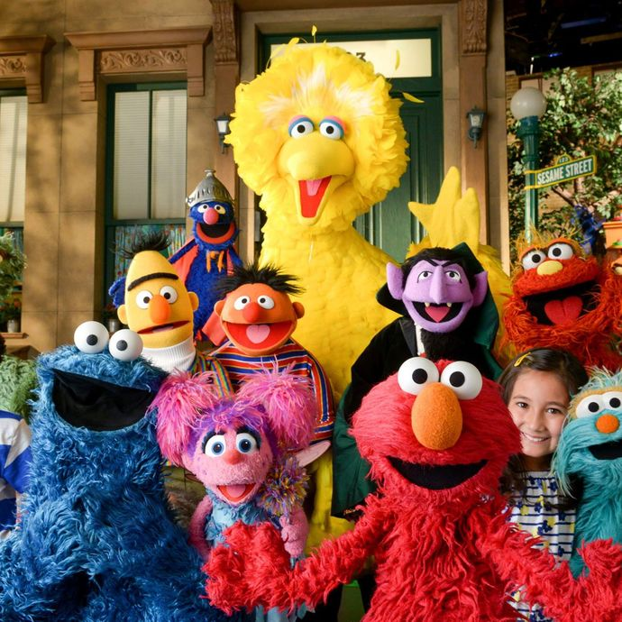 WHO IS YOUR FAVORITE SESAME STREET CHARACTER?