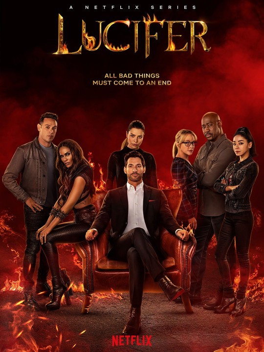 What did you think of Lucifer?