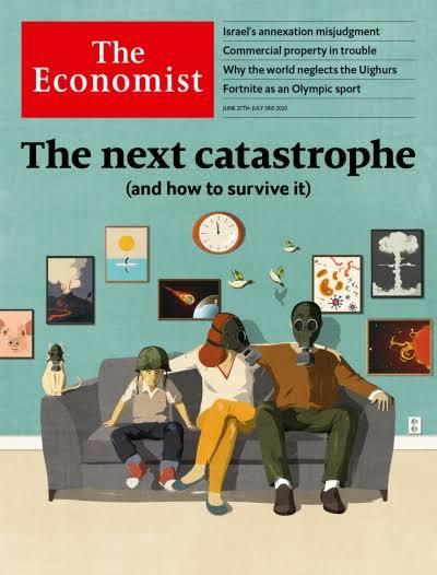 What is the next catastrophe in your view?