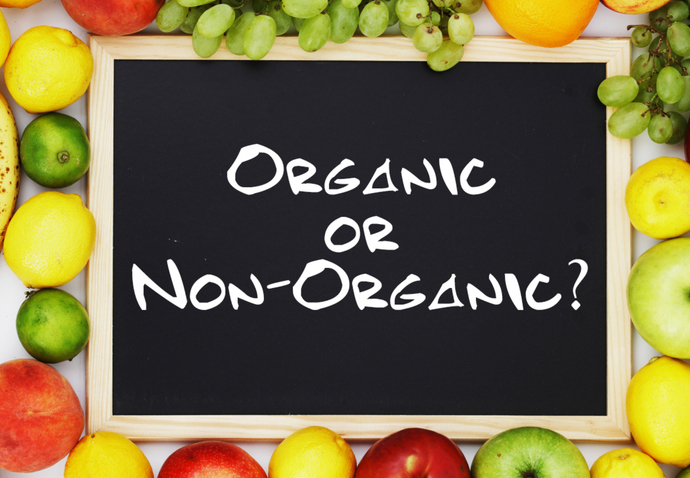 When It Comes To Buying Food Do You Buy ORGANIC, NON-ORGANIC Or BOTH?