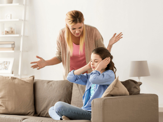 Is it always toxic parents that drive their children to start relationships too soon?