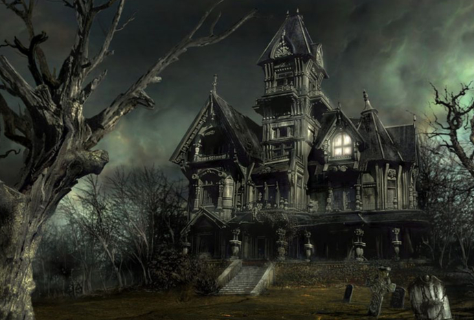 Other Than A House If You Could HAUNT Something When You KICK THE BUCKET What Would It Be?