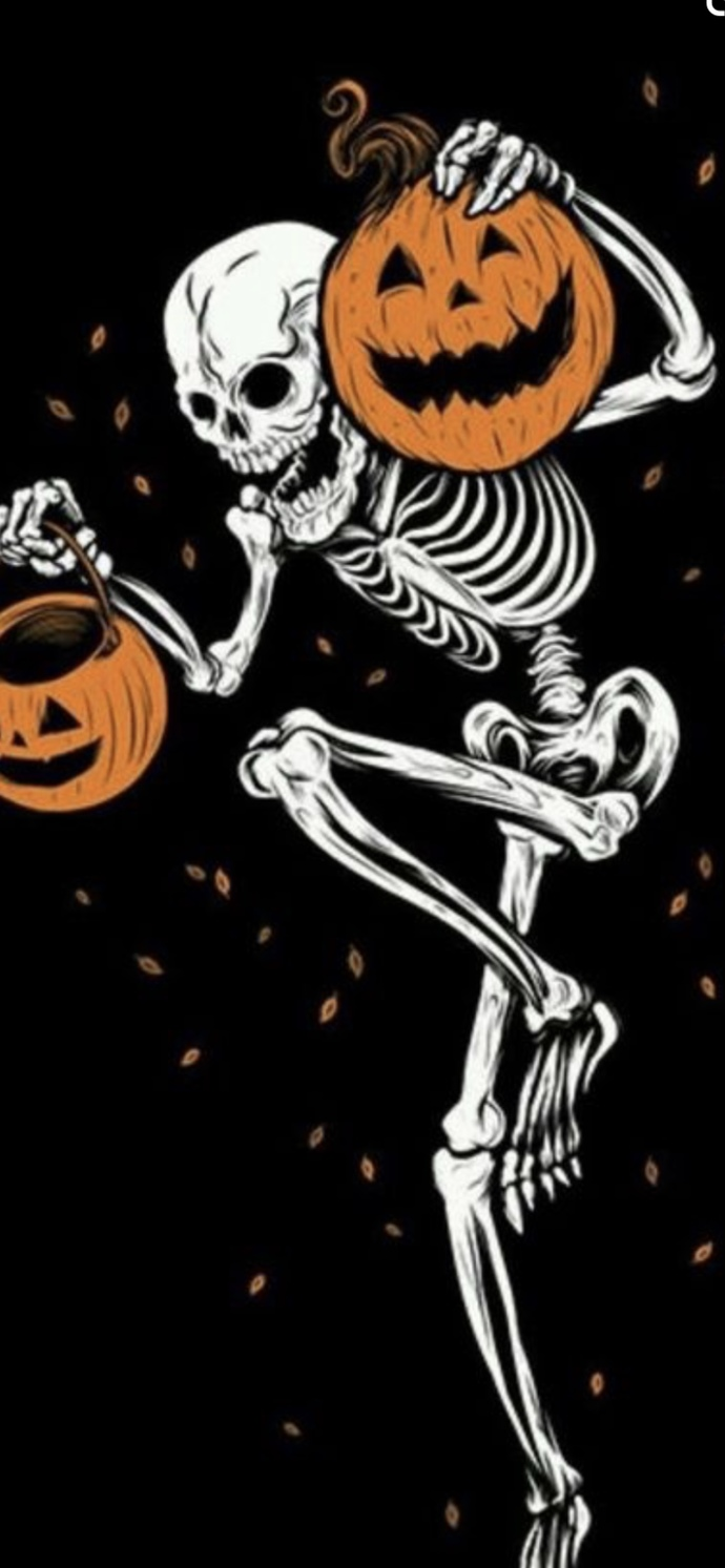 Do any of you have plans for Halloween? What do you usually do for this holiday?