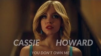 What would you guys rate Cassie Howard from Euphoria?