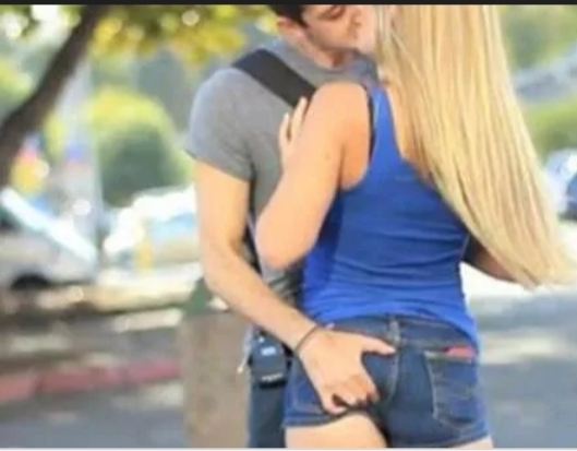 Girls, do you like it when your male partner likes you in public?