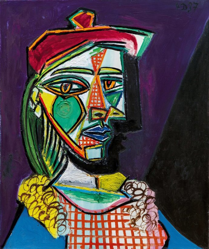 Which Painter do you like most? Francis Bacon, Pablo Picasso, Fernando Botero, Frida Khalo?