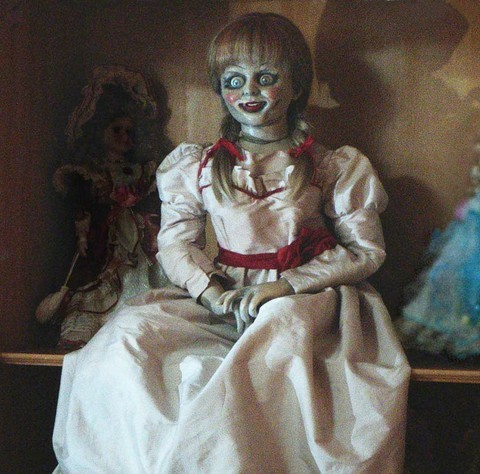 Do you think dolls are creepy?