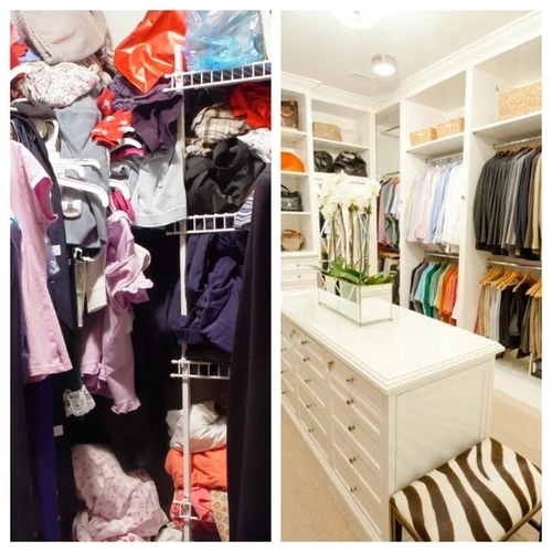 Is your room messy or organized?