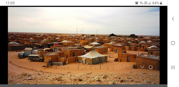 What do you think about the West Sahara vs Marocko conflict?